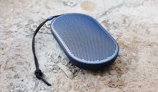 BeoPlay P2 bluetooth højtaler test